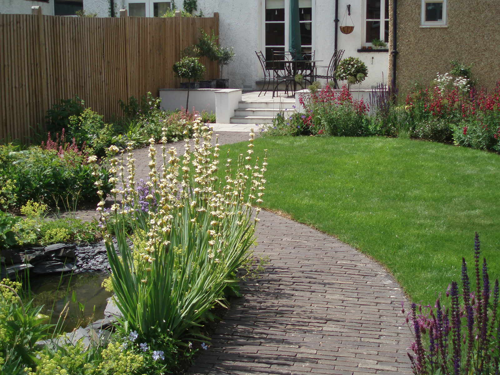 Garden Design Wallington