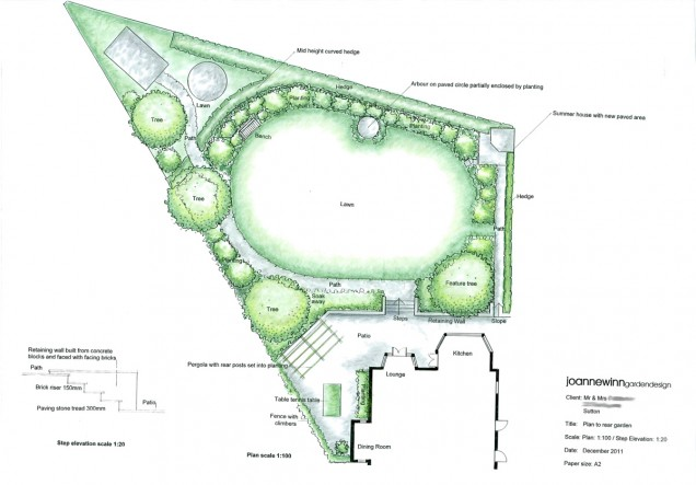 Sutton Garden Design